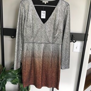Fitted Charlotte Russe dress